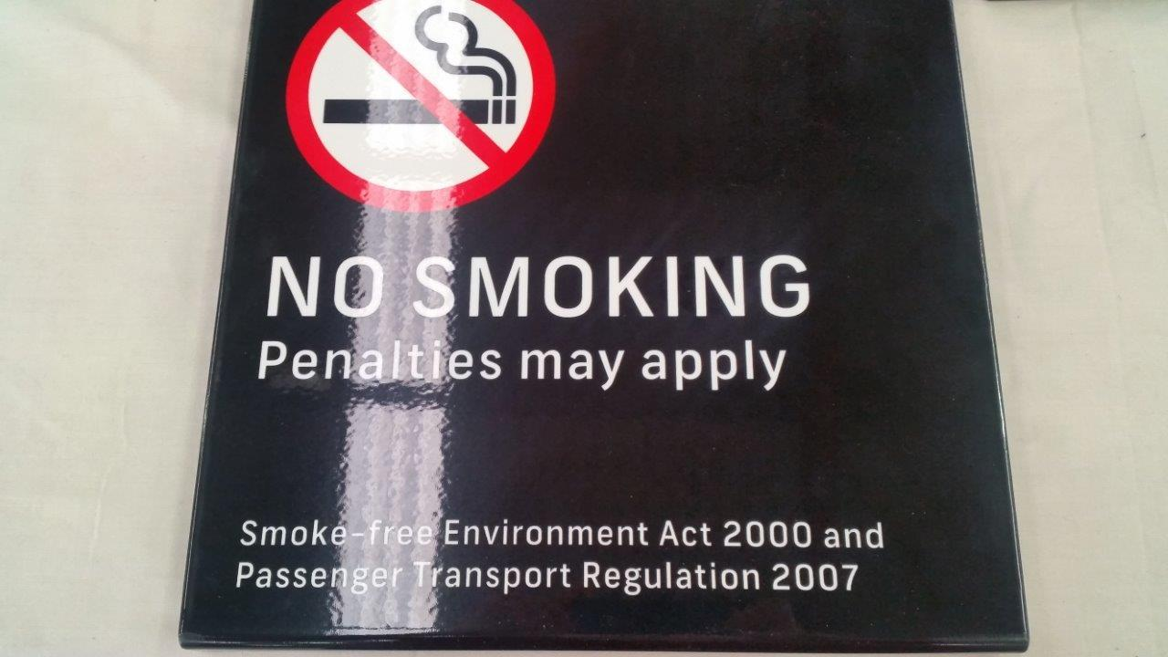 Sydney Trains Notice Sign - DecoSign